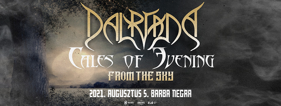 DALRIADA | Tales Of Evening | From The Sky