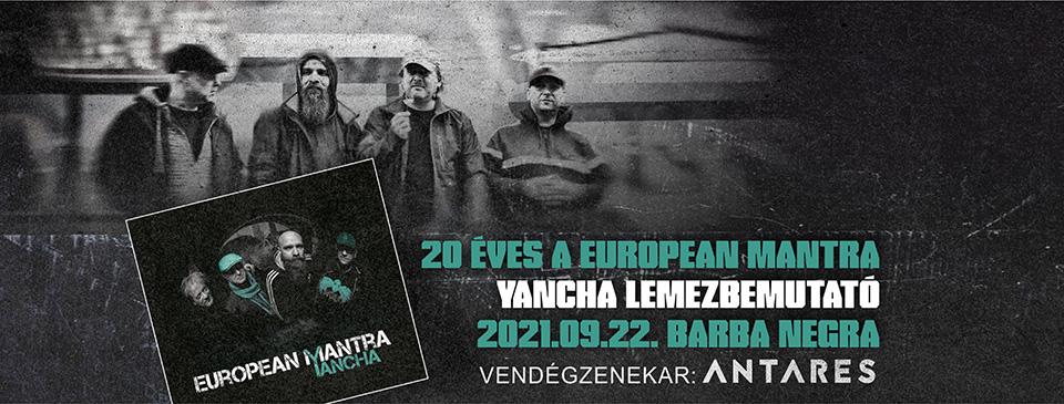 European Mantra 20
