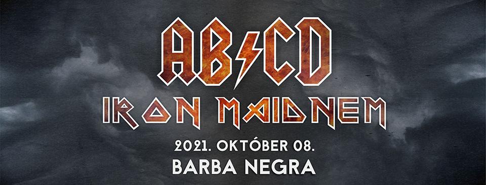 IRON MAIDNEM | AB/CD