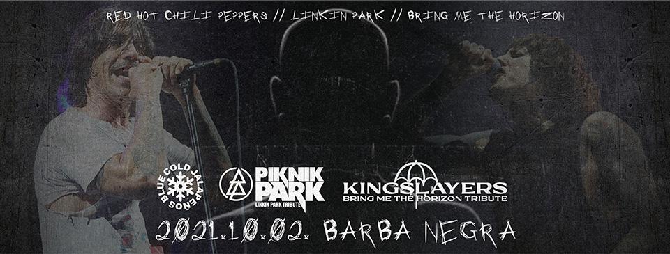 LINKIN PARK | RHCP | BMTH - TRIBUTE FEST