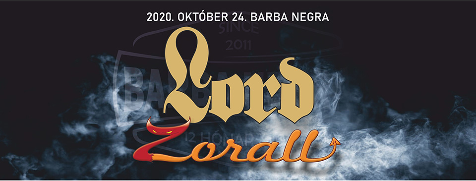 ELHALASZTVA - LORD   Zorall