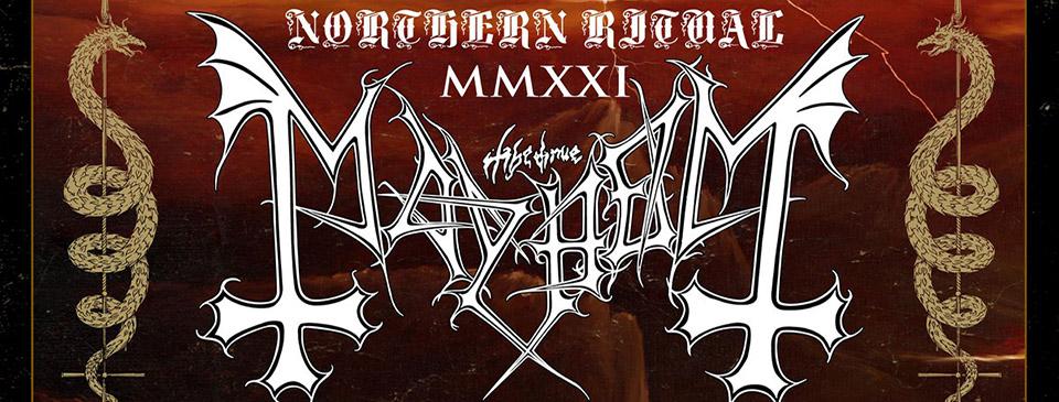 ELHALASZTVA - Mayhem (NOR) - Mortiis (NOR)