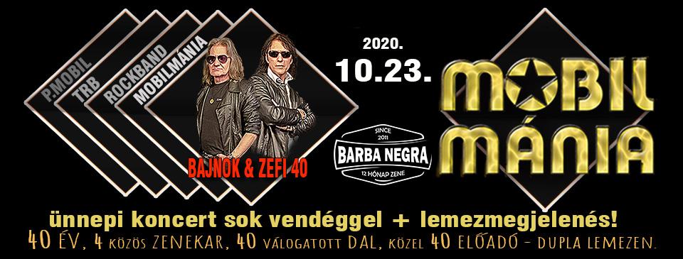 MOBILMÁNIA - Bajnok & Zefi 40